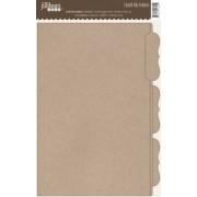 Kraft File Folders