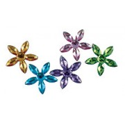 Sparkle Gems - Large Flower