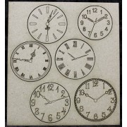 Mini Clock Faces