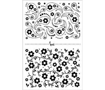 ClearDesign - Paisley and Flower Patterns